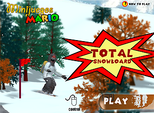 Total Snowboard