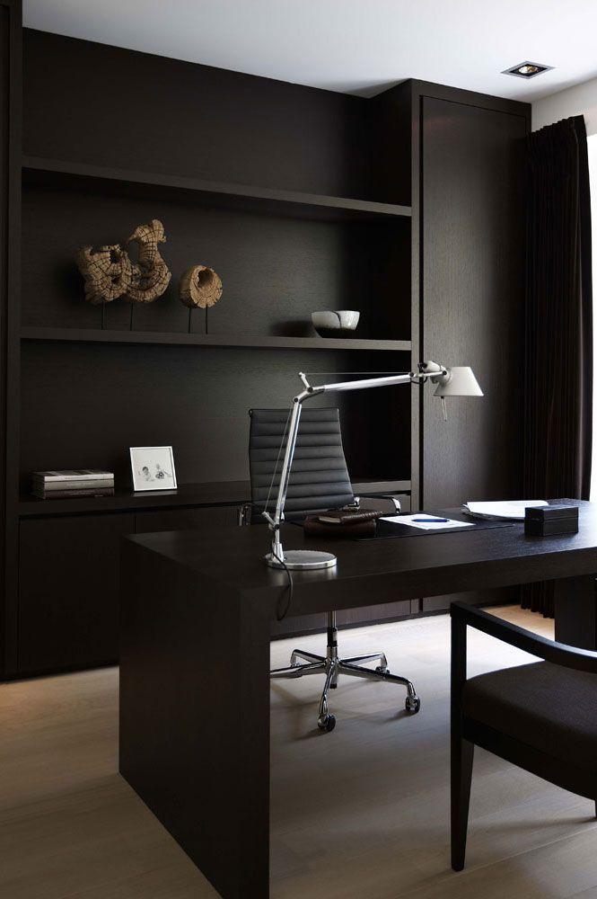 Blog de arquitetura e decora o decora o comercial for Office chamber interior design