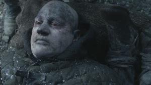 Othor un miembro de la guardia de la noche muerto mas allá del muro y resucitado por los caminantes blancos