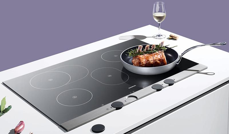 Quy trình vệ sinh bếp điện từ đúng cách