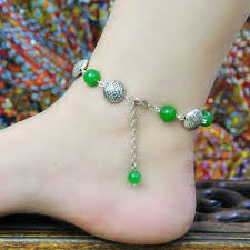 Kuniwo Nakamura, handmade beaded anklets in Indonesia, best Body Piercing Jewelry