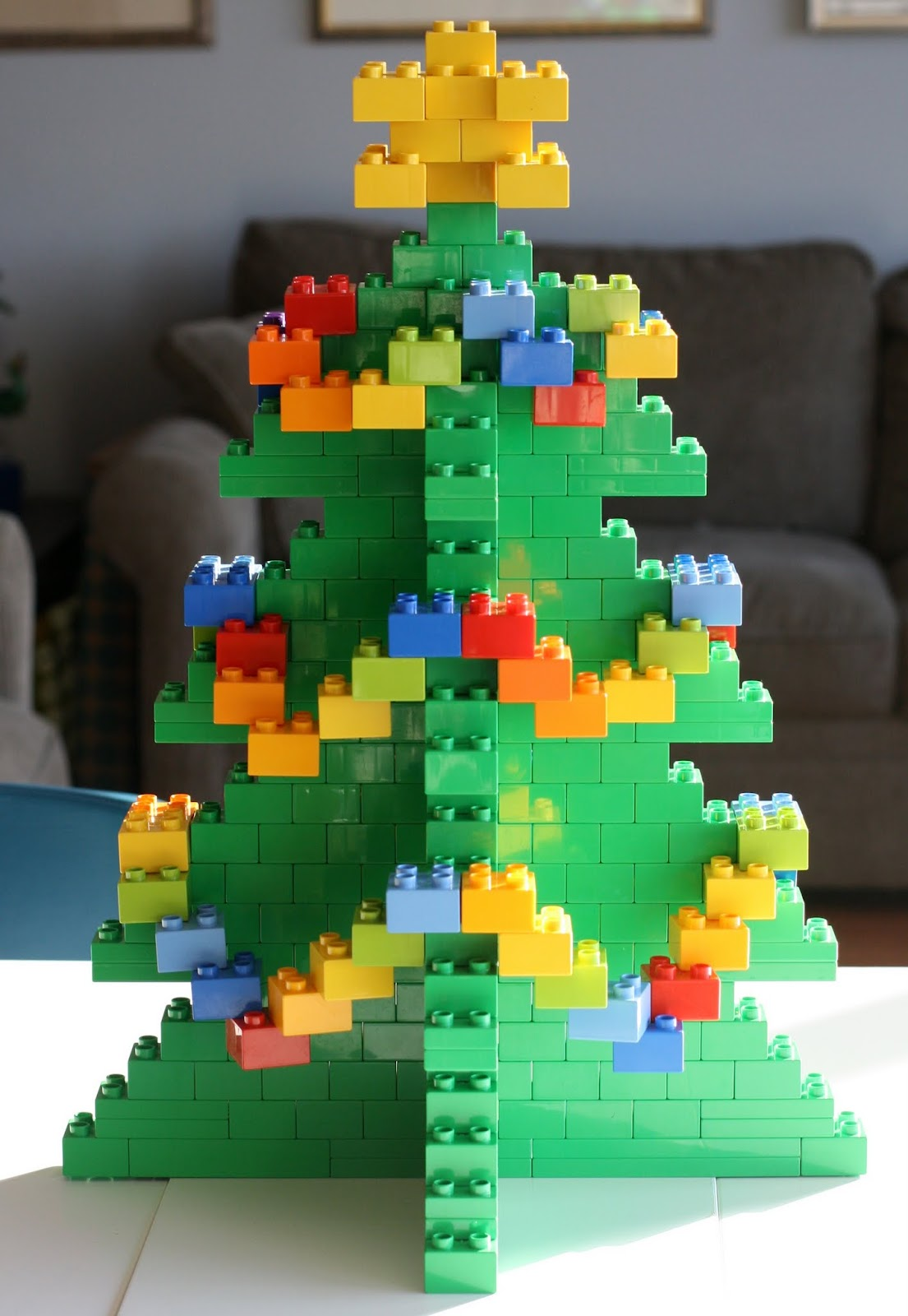 Build with me blog o duplo tree o duplo tree for Modele maison lego classic