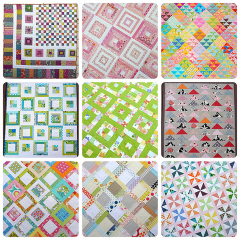 Easy Pinwheel Quilt Block Pattern - Free Quilting Patterns