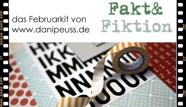 """dp Februarkit """"Fakt & Fiktion"""" www.danipeuss.de"""