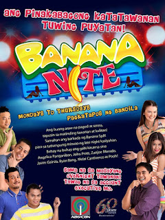 A new reason to stay late for a sure fun and laughter, Banana Nite supplies us with the daily spoofs and gags that will definitely make your night filled with […]