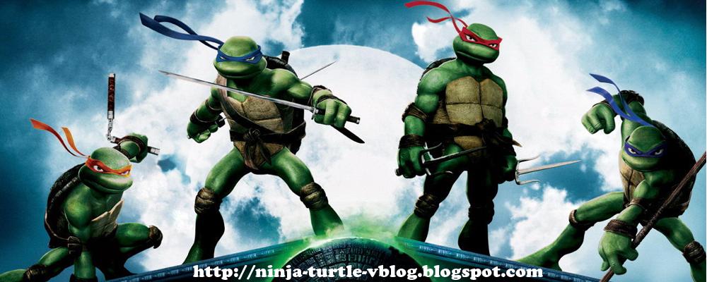 Ninja Turtle Vblog