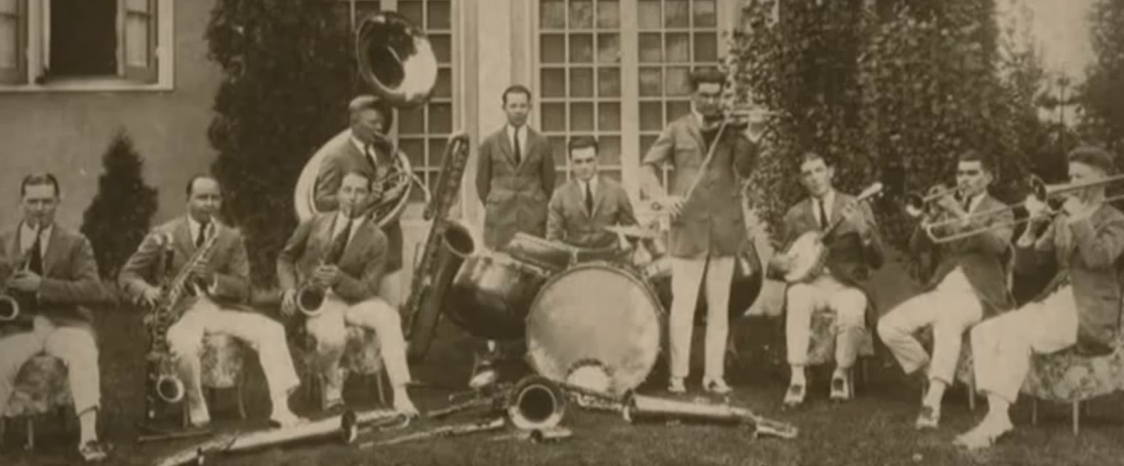 Pops Coffees Traditional Jazz Post 79 The Hot Nuts Chord Progression