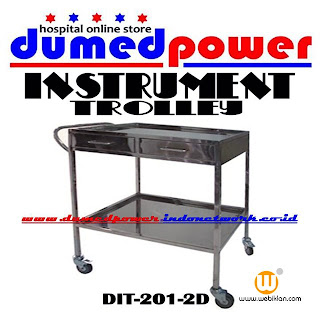 "Instrument Trolley DIT-201-2D ""DumedPower"""