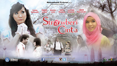 Strawberi Cinta 2012 Full Movie Tonton Online