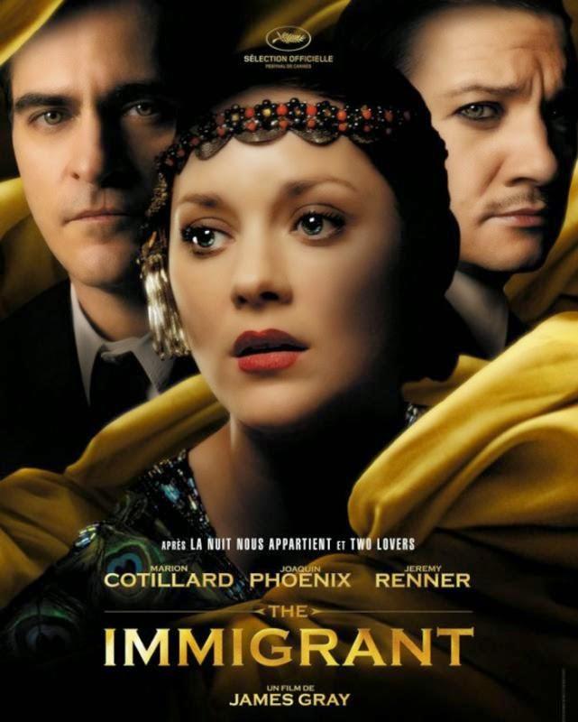 The Immigrant ลี้ภัยร้าย พ่ายภัยรัก HD มาสเตอร์ พากย์ไทย