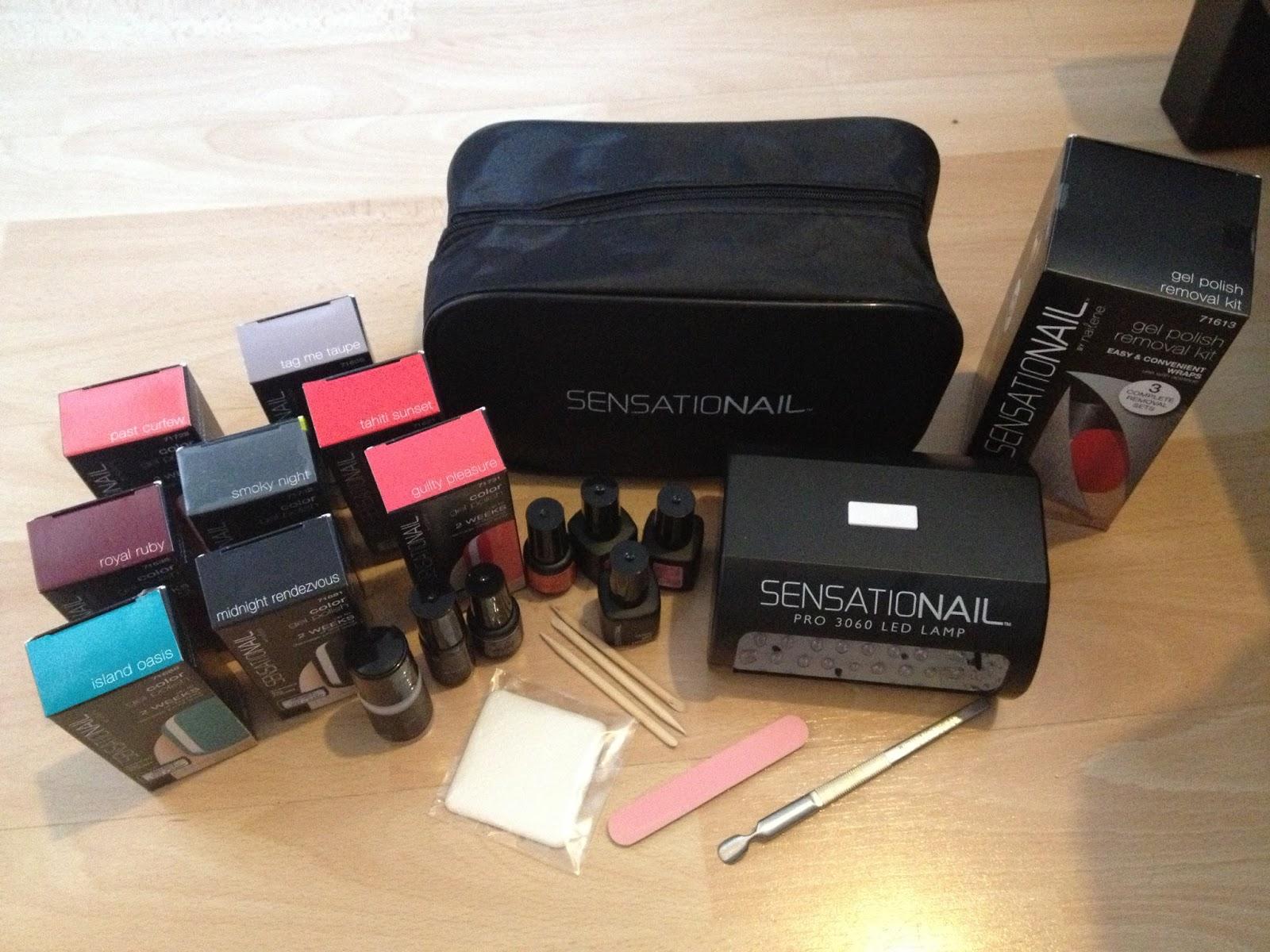 Makeup & Manolos: My new toy: SensatioNail