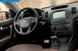 Kia carens car 2013 dashboard - صور تابلوه سيارة كيا كارينز 2013