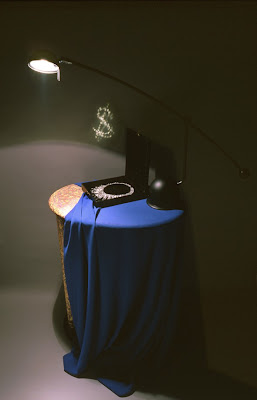 As esculturas de sombras de Diet Wiegman