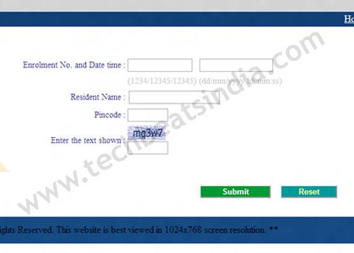 aadharcarddownload How to download Aadhar Card Online