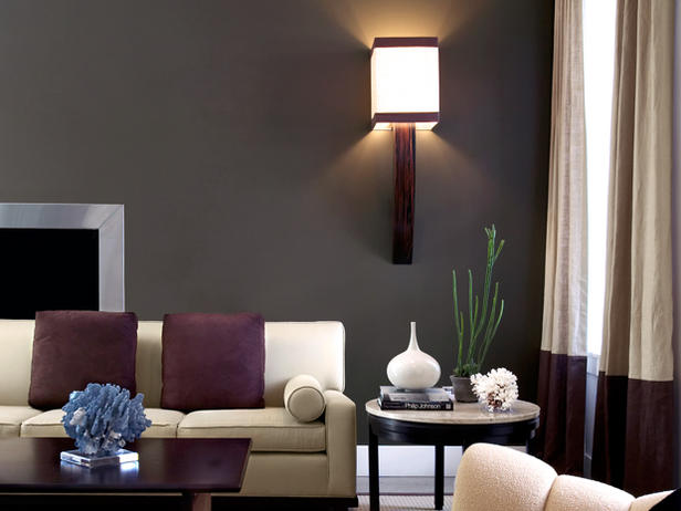 Modern Furniture 2012 Best Living Room Color Palettes