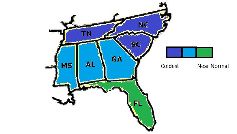 2011 2012 Winter Weather Forecast