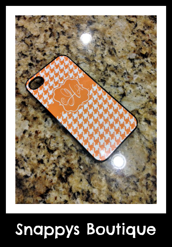 win a personalized iphone case from snappys