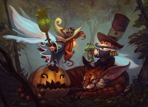 Halloween por Sidxartxa