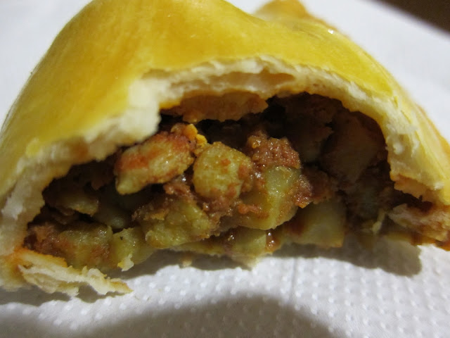 Inside the Curry Puff