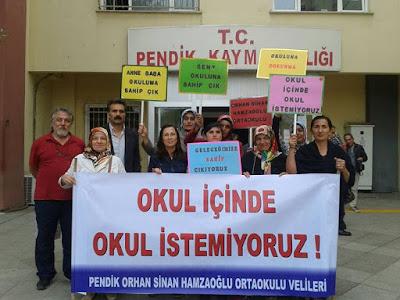 Pendik Orhan Sinan Hamzaoğlu Ortaokulu