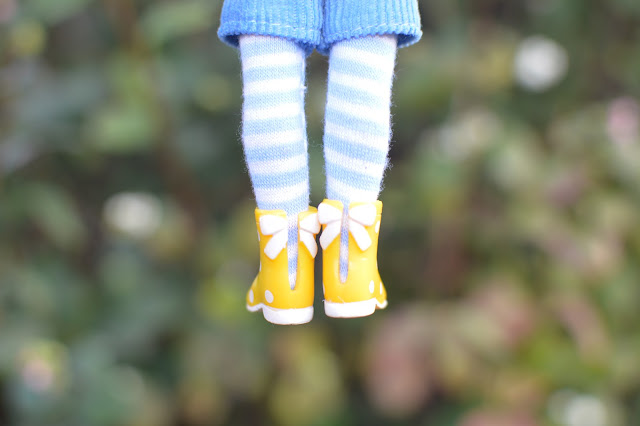 Lottie Doll Muddy Puddles