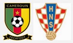 مشاهدة مباراة الكاميرون و كرواتيا اليوم 17-6-2014 بث مباشر كأس العالم