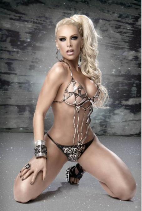 Fotos De Lorena Herrera Revista Playboy Al Desnudo