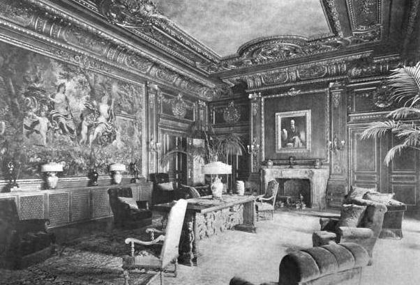 The gilded age era the astor double mansion on fifth avenue for 65th street salon