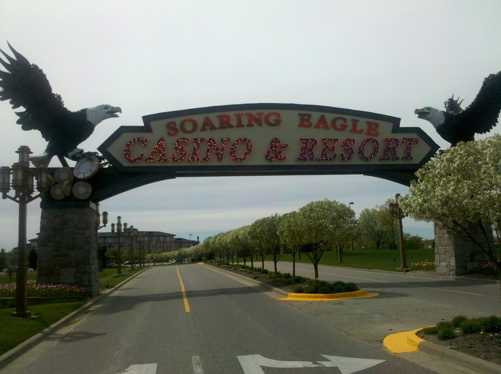 Mt pleasant casino bingo