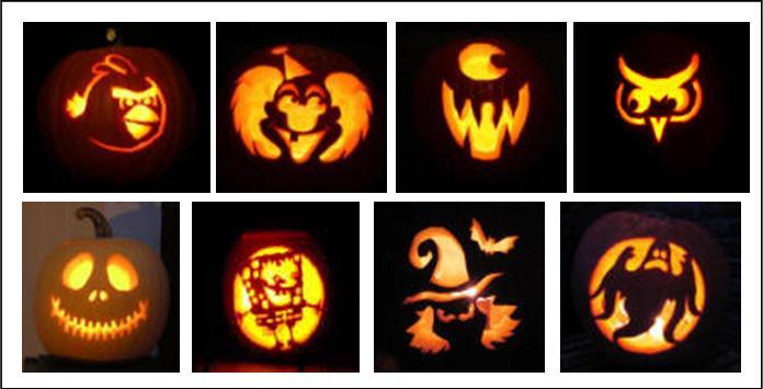 freebies over 200 halloween pumpkin carving patterns