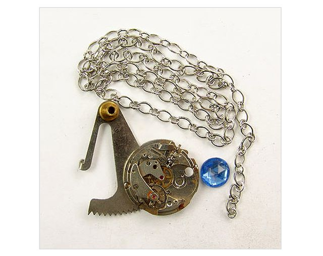 Beaded Steampunk Jewelry at Pizazzbeads.com