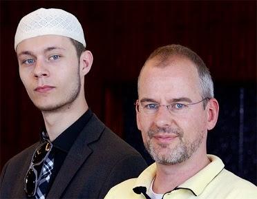 Iskander Van Doorn peluk Islam