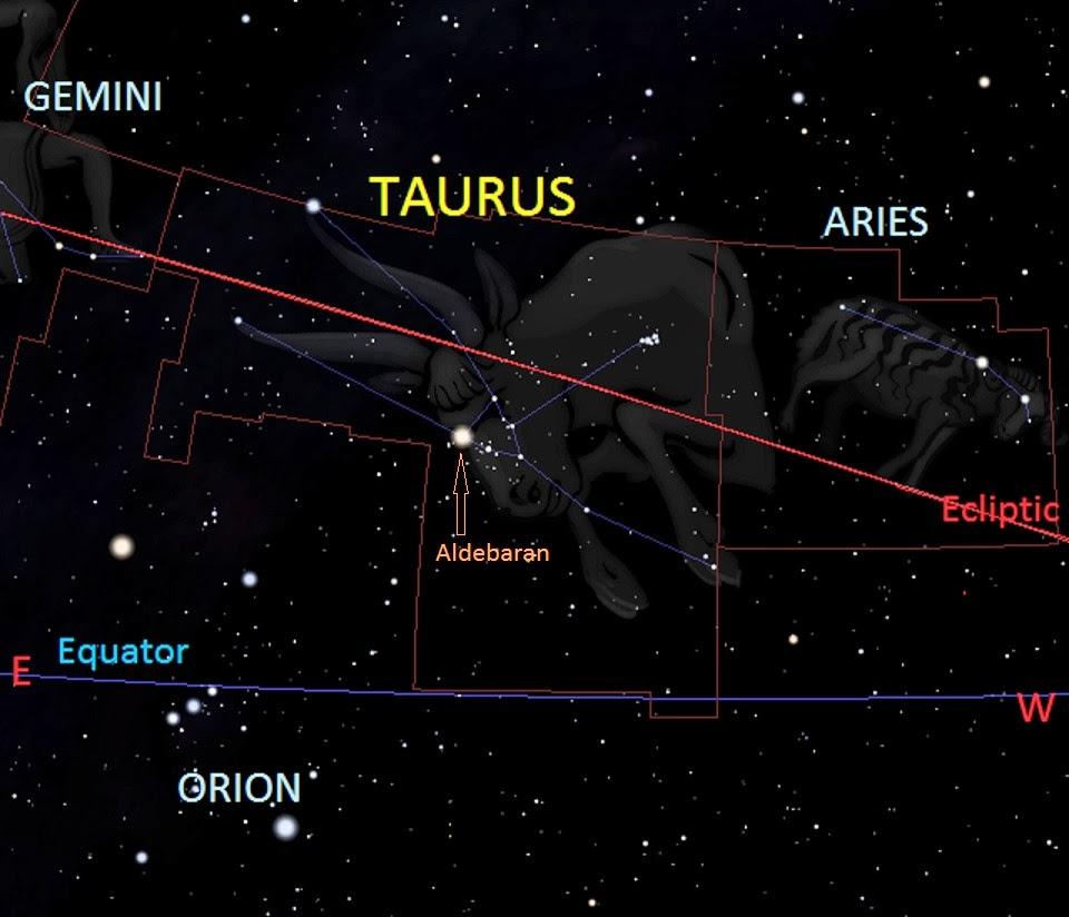 taurus the bull constellation crab nebula - photo #9