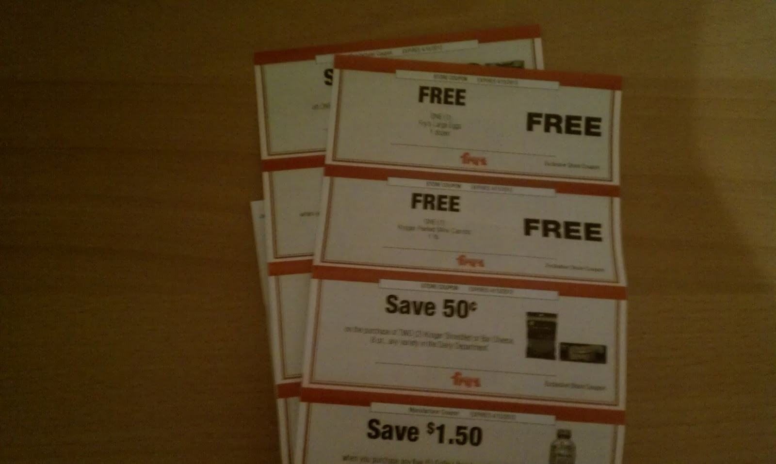 graphic relating to Frys Printable Coupons identify Arizona Procuring Techniques: Frys Quarterly Mailer Coupon codes!