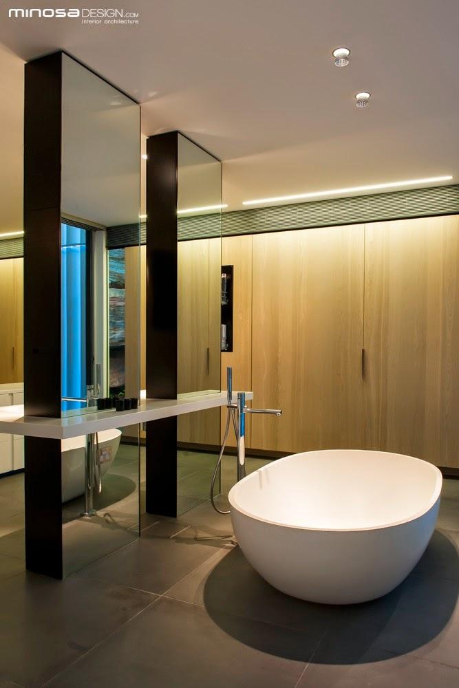 Minosa Minosa WINS HIA Australia Bathroom Design Of The