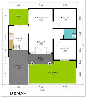Dsain Rumah on Denah Rumah   Rumah Minimalis Idaman 2013   Rumah Desain Minimalis