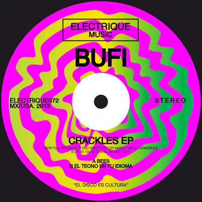 Bufi - Crackles EP