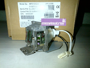 LAMPU BENQ PROJECTOR MP515