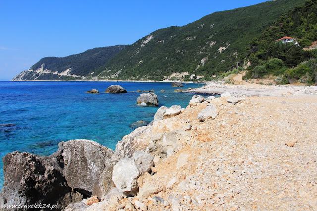 Agios Nikitas (Plaża Milos)