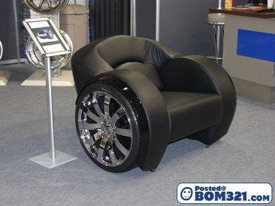 Kerusi Roda Yang Mewah