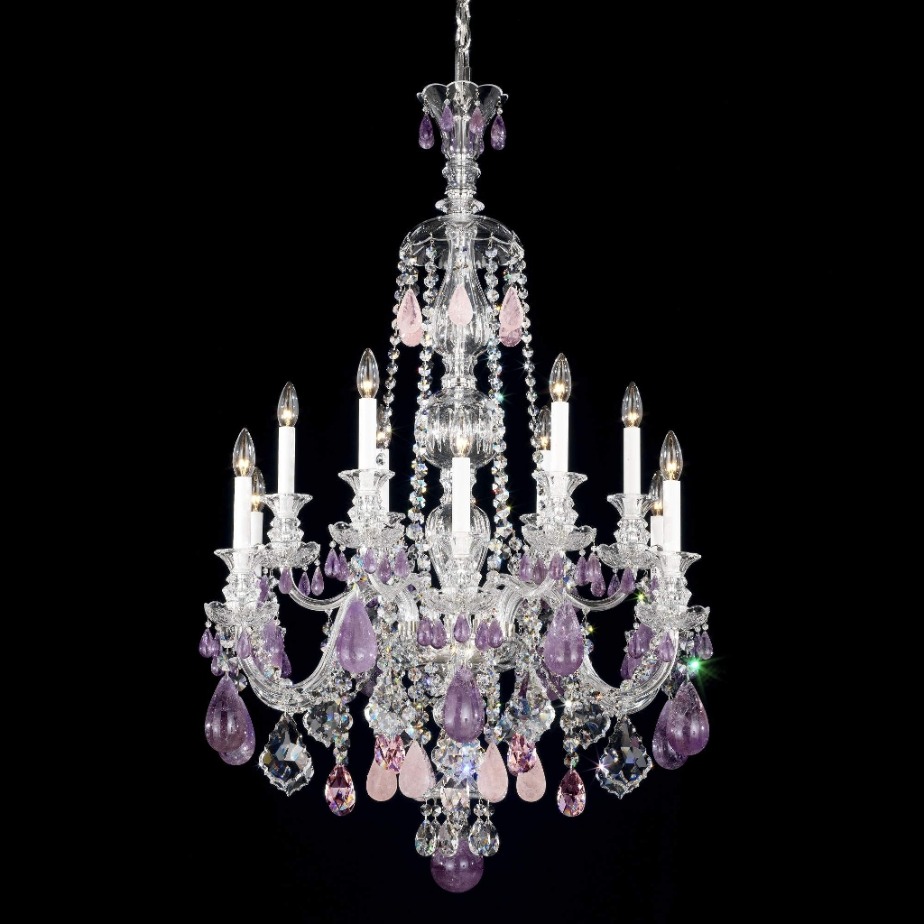 Crystal chandelier used chandelier online - Can light chandelier ...