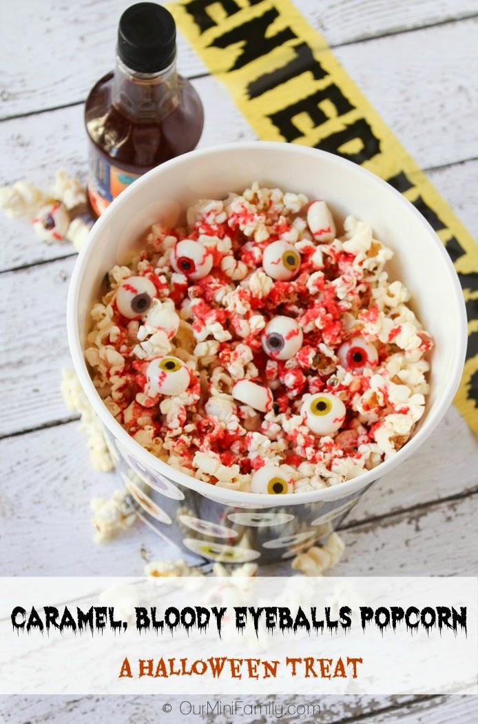 Spooky Popcorn!