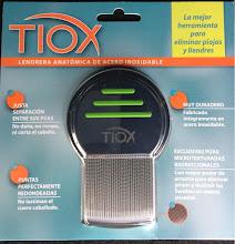 TIOX - Lendrera anatómica de acero inoxicable