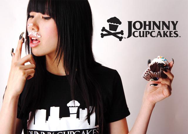 Johnny Cupcakes Shirt