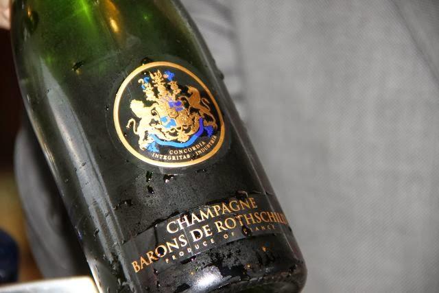 CHAMPAGNE BARONS DE ROTHSCHILD. BLOG ESTEBAN CAPDEVILA
