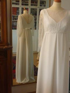 robe de mariée créateur couture à Versailles