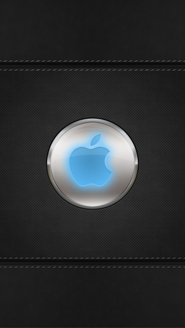 HD: Apple iPhone 5 Logo Wallpapers HD