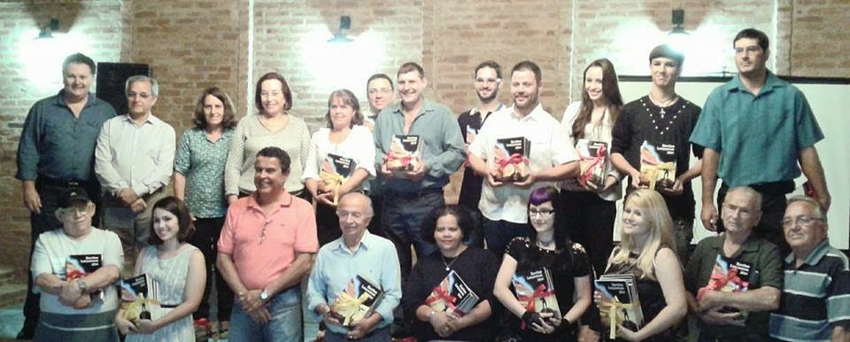 Escritos Lençoenses 2014 - Michel Ramalho