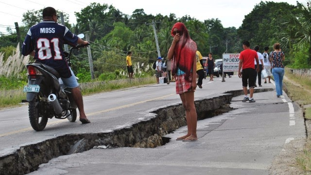 BOHOL EARTHQUAKE 5