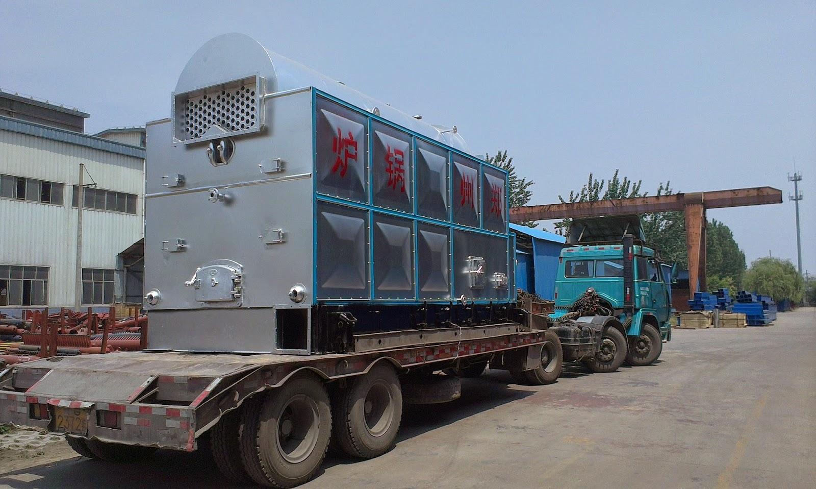 Industry boiler: 2 ton lignite coal fired steam boiler price